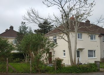 Thumbnail 3 bed semi-detached house for sale in Priory Avenue, Haverfordwest