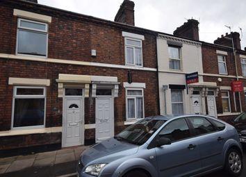 2 bed terraced house to rent in Elgin Street, Shelton, Stoke-On-Trent ST4
