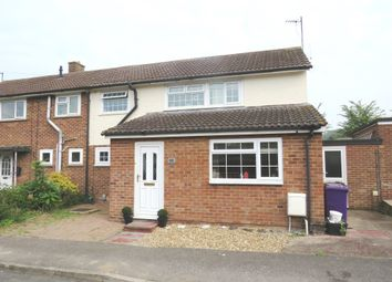 Thumbnail 3 bed semi-detached house for sale in Hawthorn Way, Royston