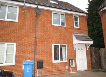 Thumbnail 3 bed terraced house for sale in Wormley Court, Hull