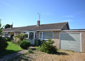 Thumbnail 2 bed detached bungalow for sale in Canada Close, Snettisham, King's Lynn