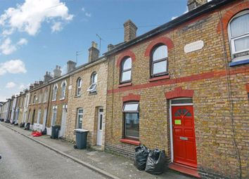 Flora Road, Ramsgate, Kent CT11. 3 bed terraced house for sale