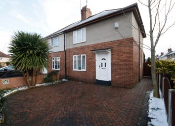 Thumbnail 3 bed semi-detached house for sale in Argyll Avenue, Intake, Doncaster