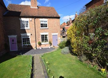 Thumbnail 2 bed end terrace house for sale in Easthorpe, Southwell, Nottinghamshire