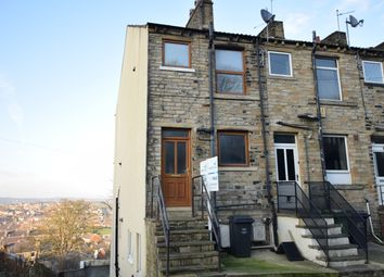 Thumbnail 3 bed end terrace house for sale in Forest Road, Huddersfield