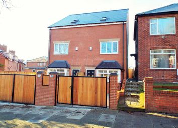 Thumbnail 4 bed town house for sale in Central Avenue, North Shields