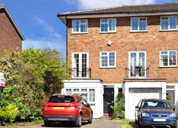 Thumbnail 3 bedroom end terrace house for sale in Stanley Road, Sutton, Surrey