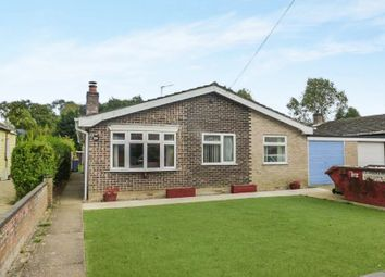 Thumbnail 3 bed detached bungalow for sale in Long Road, Carlton Colville, Lowestoft