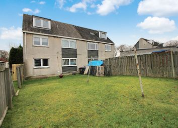 Thumbnail 2 bed flat for sale in Loch Earn Way, Whitburn, Bathgate
