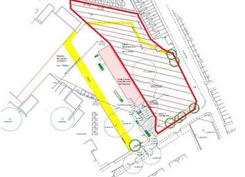 Thumbnail Land for sale in Land At, Federation Road/Scotia Road, Burslem, Stoke On Trent