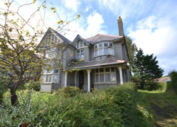 Thumbnail 4 bedroom detached house for sale in Aberporth, Cardigan