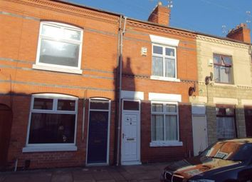 Thumbnail 2 bedroom terraced house for sale in Wolverton Road, Leicester, Leiceter, Leicestershire