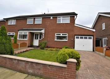 Thumbnail 3 bed semi-detached house for sale in Kennedy Way, Denton, Manchester
