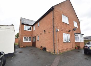 Thumbnail 1 bed flat to rent in Tudor Road, Luton