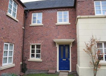 Thumbnail 2 bed terraced house to rent in Stones Square, Belle Vue, Shrewsbury