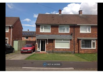 Thumbnail 3 bed semi-detached house to rent in Renvyle Avenue, Stockton On Tees