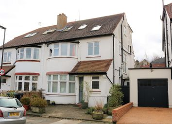 Thumbnail 5 bed semi-detached house for sale in Grosvenor Road, Muswell Hill