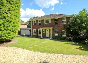 Thumbnail 4 bed detached house for sale in South Farm Lane, Bagshot, Surrey