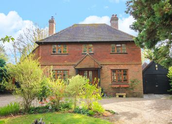 Thumbnail 4 bed detached house for sale in Copthorne Road, Felbridge, East Grinstead