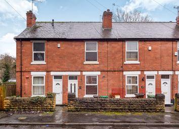 Thumbnail 2 bedroom terraced house for sale in Lynam Court, Gaul Street, Bulwell, Nottingham