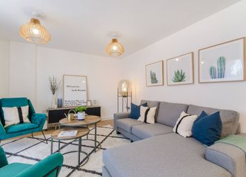 Thumbnail 1 bed flat for sale in Coppice Yard, Croydon