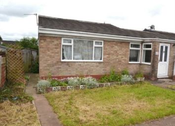 Thumbnail 2 bed bungalow to rent in High Croft, Spennymoor