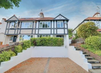 Thumbnail 3 bed semi-detached house for sale in Montpelier Road, Purley