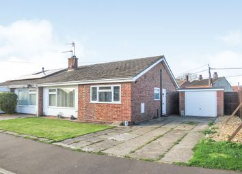 Thumbnail 3 bedroom semi-detached bungalow for sale in Kingsleigh Close, Trunch, North Walsham
