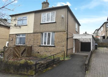 Thumbnail 2 bed semi-detached house for sale in Broomhill Avenue, Keighley, West Yorkshire