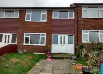 Thumbnail 3 bed terraced house to rent in Hempstead Close, Sutton Heath, St Helens, 5Ez