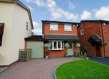 Thumbnail 3 bed link-detached house for sale in Minions Close, Atherstone