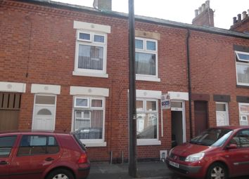 Thumbnail 2 bed terraced house to rent in Leire Street, Leicester