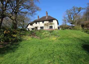 Thumbnail 5 bed detached house for sale in Crow Hill, Crow, Ringwood
