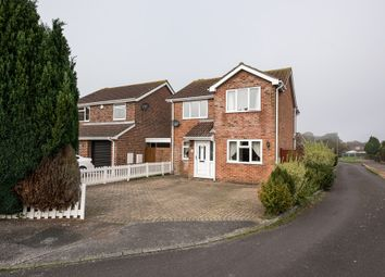 Thumbnail 3 bedroom detached house for sale in The Warren, Holbury, Southampton