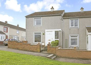 Thumbnail 2 bed end terrace house for sale in 115 Barleyknowe Crescent, Gorebridge, Midlothian