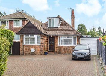 Bond Road, Warlingham, Surrey CR6. 3 bed bungalow