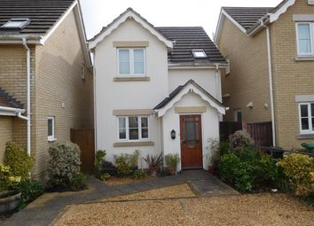 Thumbnail 3 bed detached house for sale in Centurion Close, Hamworthy, Poole