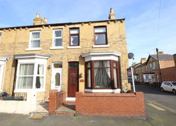 Thumbnail 2 bed end terrace house for sale in Fairfax Street, Scarborough