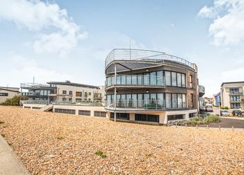 Thumbnail 2 bed flat for sale in The Waterfront, Goring-By-Sea, Worthing