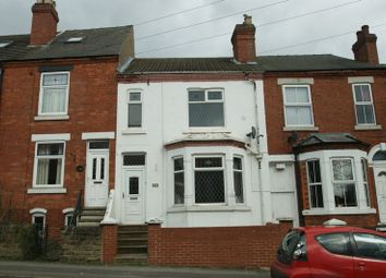 Thumbnail 2 bed terraced house for sale in Nottingham Road, Eastwood, Nottingham
