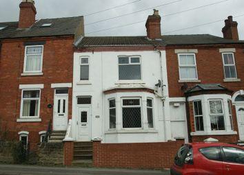 Thumbnail 2 bedroom terraced house for sale in Nottingham Road, Eastwood, Nottingham