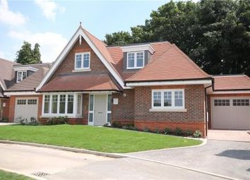 Thumbnail 4 bed detached house for sale in Claremount Gardens, Epsom