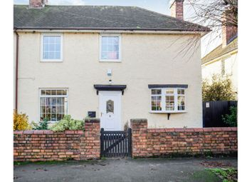 Thumbnail 3 bed semi-detached house for sale in Siemens Road, Stafford