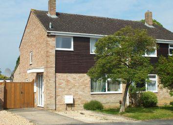 Thumbnail 3 bed semi-detached house for sale in Morton Avenue, Kidlington