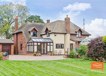 Thumbnail 4 bed detached house for sale in Stafford Road, Great Wyrley