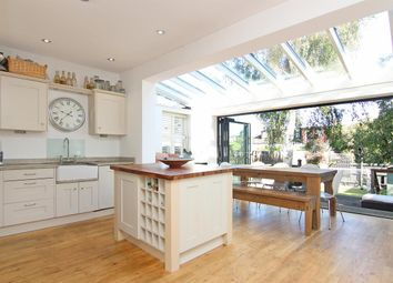 Thumbnail 4 bed semi-detached house for sale in Rosamond Villas, Church Avenue, London