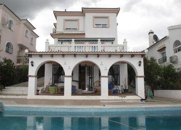 Thumbnail 4 bed detached house for sale in Spain, Málaga, Viñuela, Puente Don Manuel