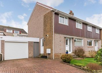 Thumbnail 3 bedroom semi-detached house for sale in Maclay Avenue, Kilbarchan, Johnstone, .