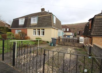 Thumbnail 3 bed semi-detached house for sale in Old Pant Road, Pantside, Newbridge
