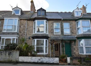Thumbnail 3 bed terraced house for sale in Tolver Road, Penzance, Cornwall